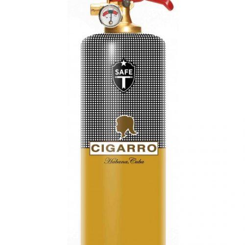 Feuerlöscher Cigarro