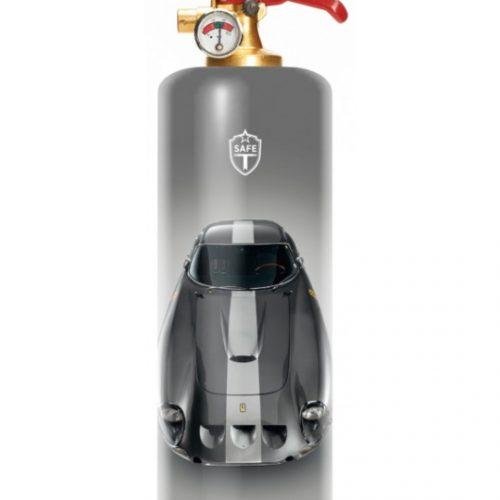Feuerlöscher Ferrari