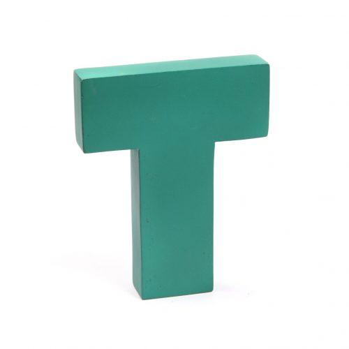 Holzbuchstaben T