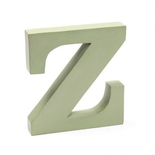 Holzbuchstaben Z