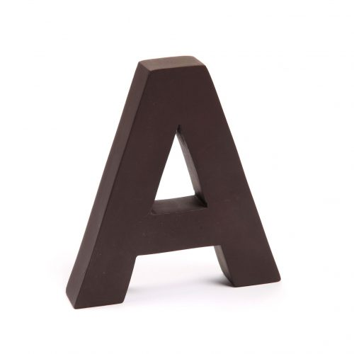 Holzbuchstaben A