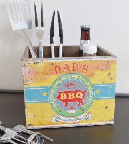 Dads BBQ Box